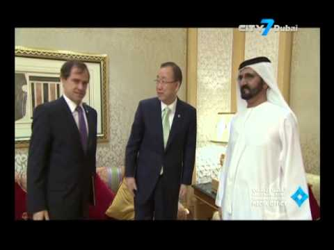 City7 TV - 7 National News - 6 May 2014 - UAE News