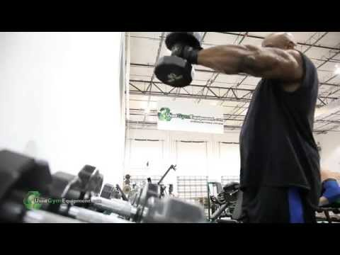 Ronnie Coleman - Body Building Secrets