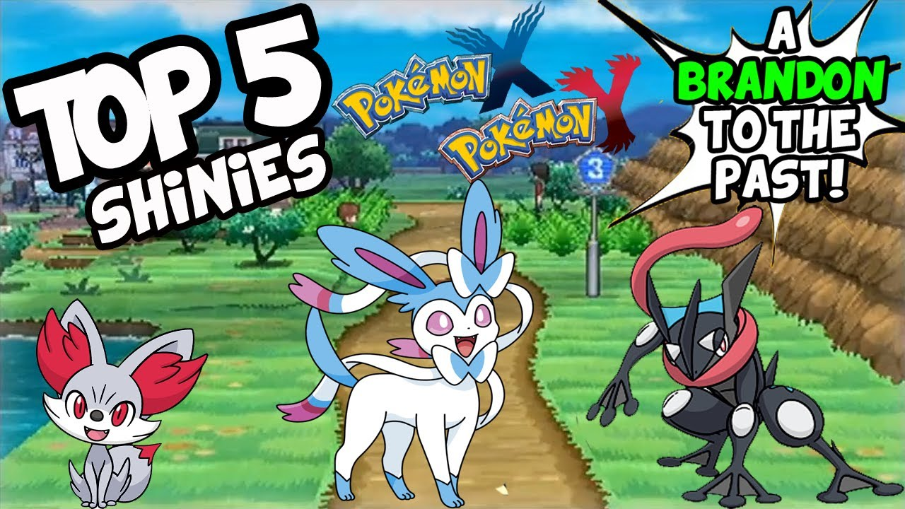 Best pokemon x y deals