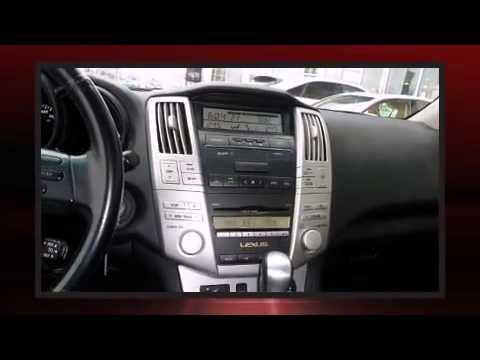 2008 Lexus RX 400h cuir  toit ouvren