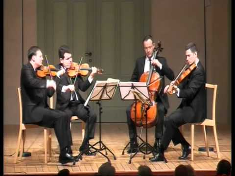 Mozart, Quartet K.421 in D Minor - 4. Allegretto ma non troppo