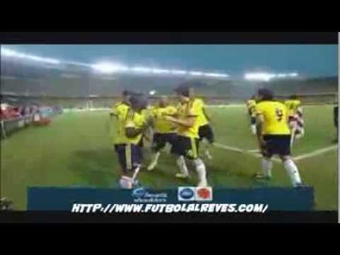 Colombia 1-0 Ecuador (Caracol Radio)   Eliminatorias Brasil 2014 fecha 15