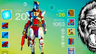 Destiny- How To Level Up In Destiny Level 20 Up & Over