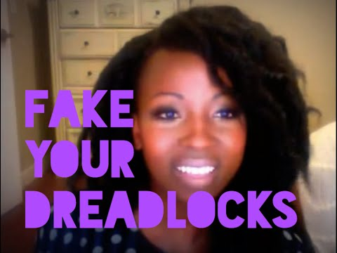 Protective Style Twists on Crochet Braids with big bun and bangs style ...