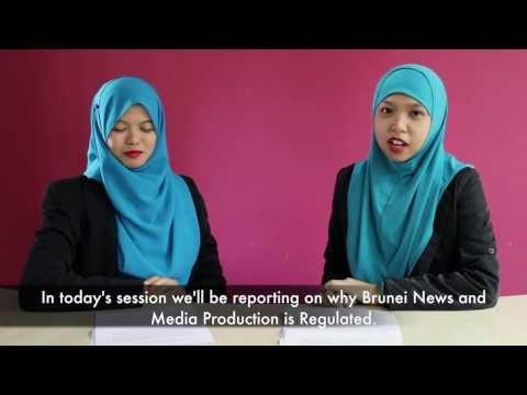 Media in Brunei: Behind The Regulations & The Rise of the New Media