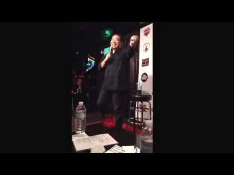 Ricky Trann at The Comedy Store