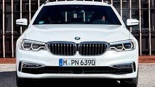 BMW 5 Series Touring (2017) Best Volvo V90's Rival? [YOUCAR]. YouCar Car Reviews.