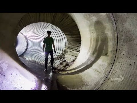 16x9 - Drainers: Explore city underworld