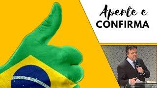 28/10/18 - Aperte e Confirma - Pr. Paulo Bravo