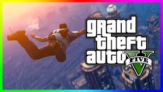 """GTA 5 Potential """"Independence Day"""" DLC Pack - Attack Helicopters & Military Clothing? (GTA V)"""