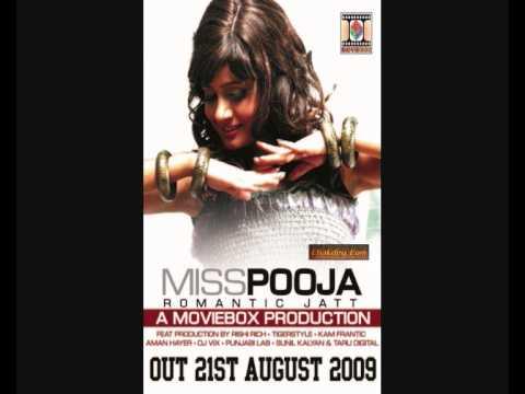 Download Romantic Jatt Miss Pooja mp3 song Belongs To Punjabi Music