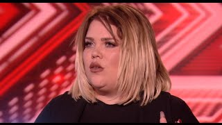 Samantha Atkinson STUNS EVERYONE with Adele'song - Auditions 4 - The X Factor UK 2016