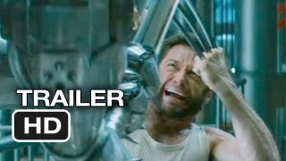 The Wolverine International Trailer #2 (2013) Hugh
