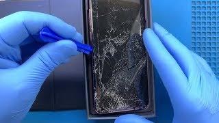 PARÇALANMIŞ !!! Samsung Galaxy S9+ Ekran Değişimi #samsunggalaxys9plus