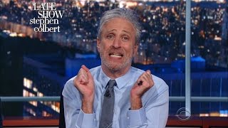 Jon Stewart To The Media: It's Time To Get Your Groove Back