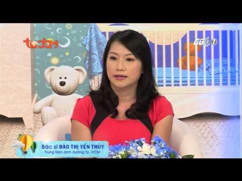 Làm mẹ tập 33 - P1 - Giải pháp cho trẻ biếng ăn, chậm lớn [Trò chuyện cùng chuyên gia]