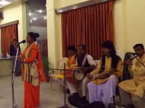 FOLK SONG PROG AT GORKY SADAN ON 10 01 2014  PT II