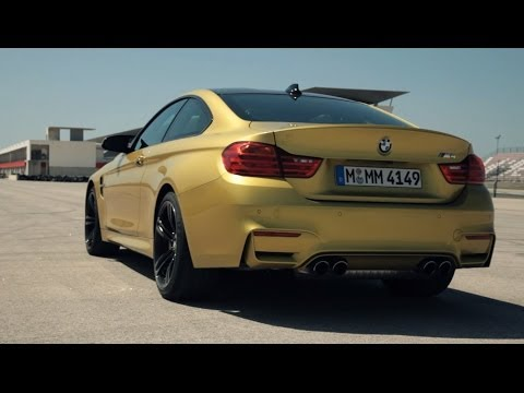 BMW M4 review 2014