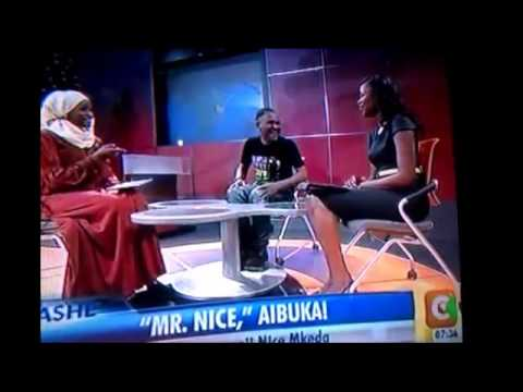 Mr Nice akihojiwa Citizen TV (Kenya)