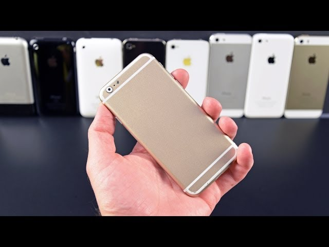 Apple iPhone 6: Preview (4K)