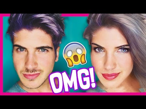 WOULD I BE A PRETTY GIRL!? - FACEAPP
