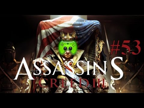 Let's Play Assassins Creed 3 #53 [Deutsch/HD] - Großer Verlust