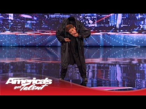 Talentovaný tanečník, co umí překvapit! :)