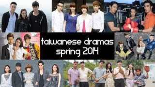 Top 7 New 2014 Taiwanese Dramas Of Spring Top 5 Fridays