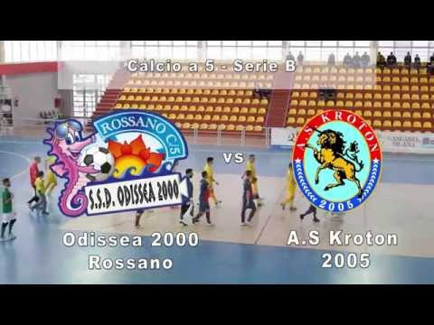 Serie B, Odissea - Kroton 5-0 (21/11/15)