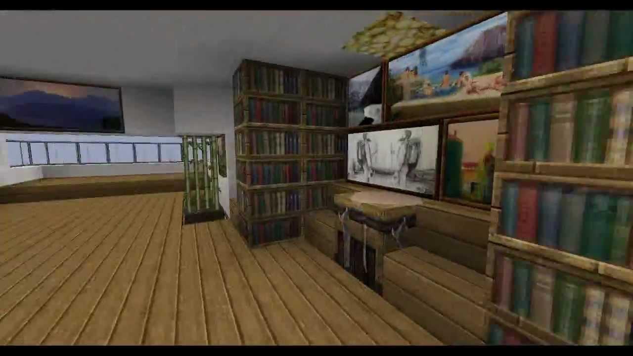 minecraft modern house design youtube