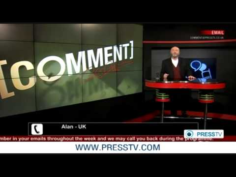 George Galloway - a message to Scarlett Johansson [Comment on Press TV]