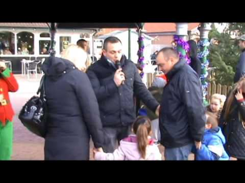 Hornsea Freeport Christmas with Viking FM