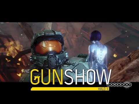 The Gun Show - Halo 4