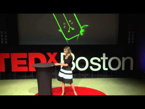 Your body in a microchip: Geraldine Hamilton at TEDxBoston