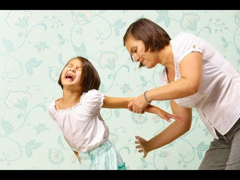 Bill Would Allow Stronger Spanking of Children