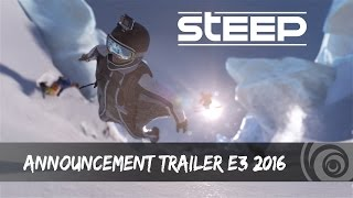 Steep - Announcement Trailer E3 2016