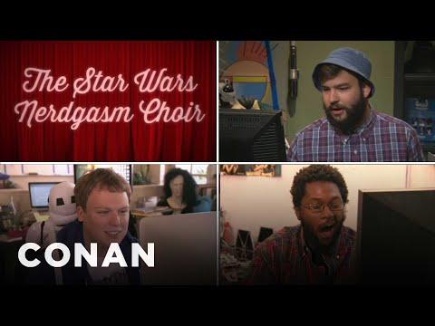 The Star Wars Nerdgasm Choir