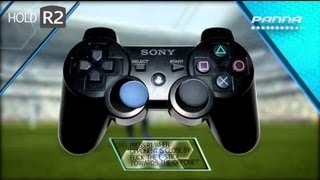 PES 2014 Tricks & Skills Tutorial - All Feints - PS3 Controls
