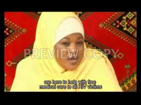 ANGAMA (FINISH) HAUSA HIV/AIDS MOVIE BY ABT FILMS