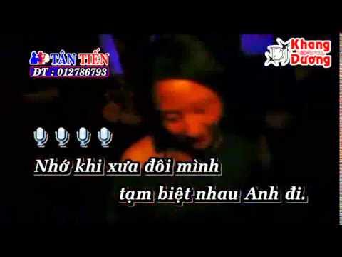 Karaoke HD  Hóa Ra Em Vẫn Chờ Remix   Châu Khải Phong Full Beat cut part14