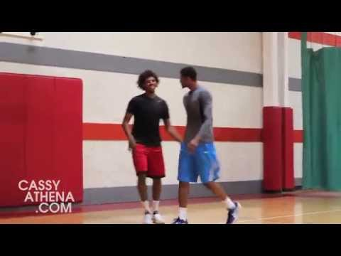 Lost Footage: Off Season workouts - Nick Young vs Paul George