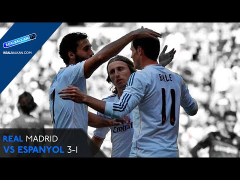 Real Madrid vs Espanyol 3-1 (17/05/2014)
