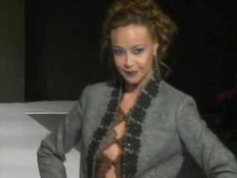 Mabel Palacio Circulo de la Moda 2010 (Parte1)