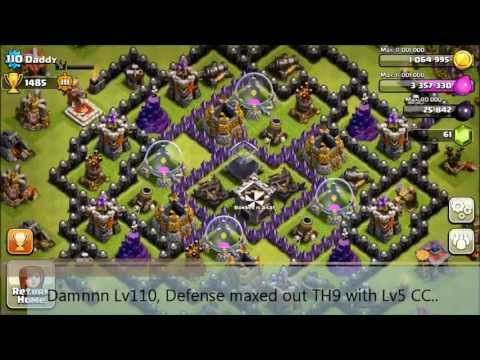 CoC:Special Def] Raided by Daddy, The Bonbee Guy + 2 Sneak Peeks on
