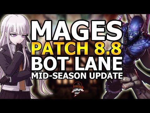 patch 8.8 league