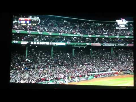 Koji Uehara Pitches Final Three Outs To Win Boston Red Sox