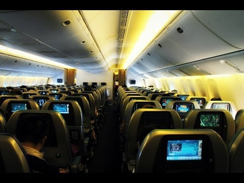 Cathay Pacific Flight Review: CX736 Singapore to Hong Kong