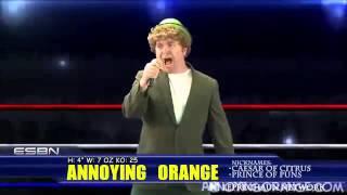 La Naranja Molesta Vs. FRED!!! Español Latino HD