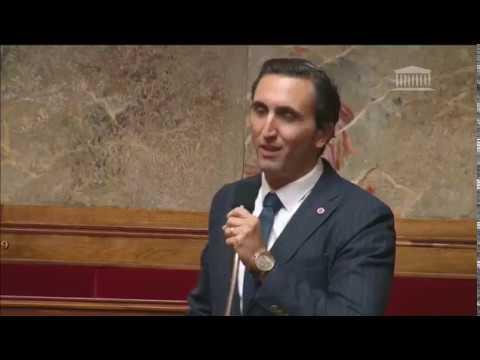 M. Julien Aubert - Politique énergique