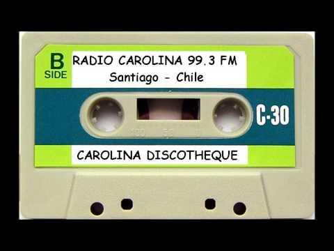 Emulación Carolina Discotheque 80´s Mix 012